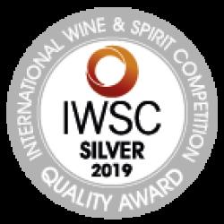 International Wine & Spirit Competition 2019  Medalla Silver