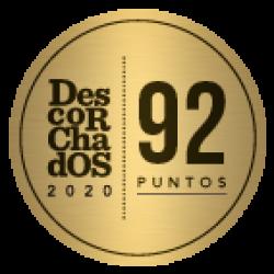 Descorchados 2020   92 Puntos